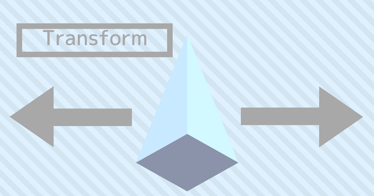 Transform-unity