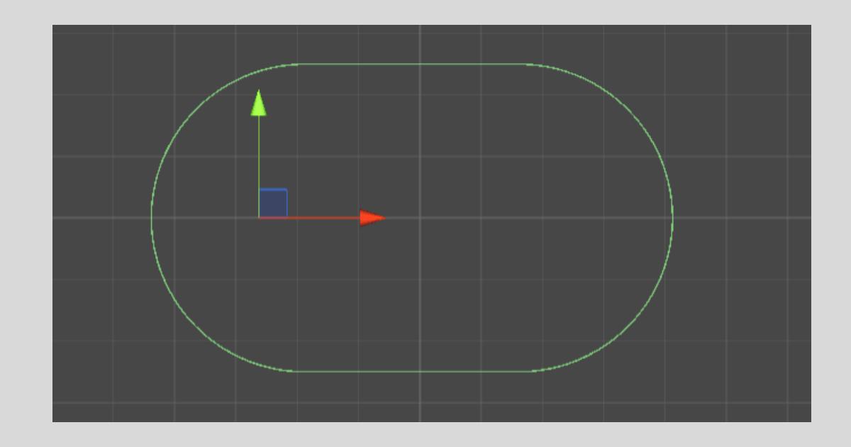 Unityの【Capsule Collider 2D】の形状