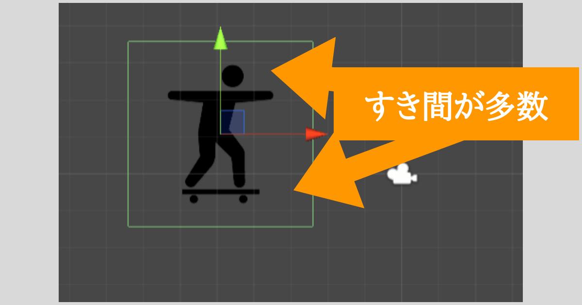 UnityのColliderの形状を見る