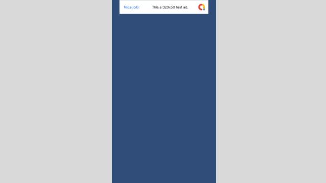 AdMobをUnity製のアプリに実装する方法